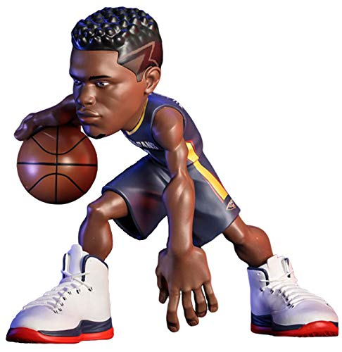 Excite 2020 NBA Small-Stars - Zion Williamson - New Orleans Pelicans - Navy - 12' Collectible Figurine