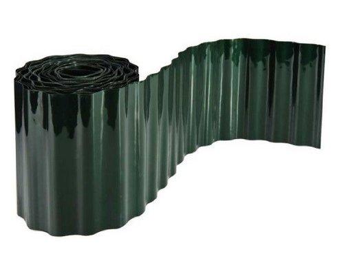 Raseneinfassung grün 20cm Länge 9m