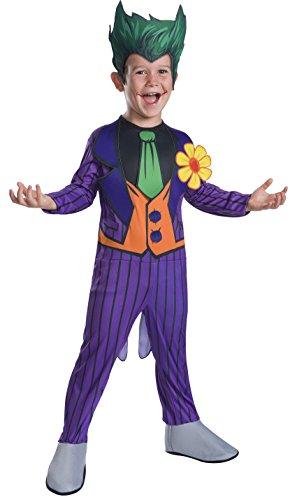 Rubie's Costume DC Comics The Joker Costume, X-Small, Multicolor, Extra-Small (630884)