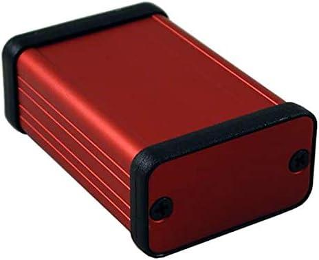 BOX ALUM RED 2.36