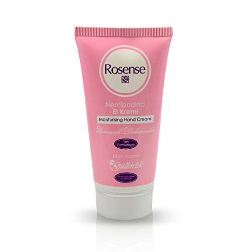 Rosense Handcreme - Soft Touch, 1er Pack (1 x 75 ml)