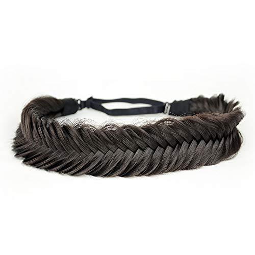bobiya wide fishtail synthetic hair