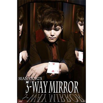 3-Way Mirror by Sean Yang and Magic Soul - Trick , Truco de Magia