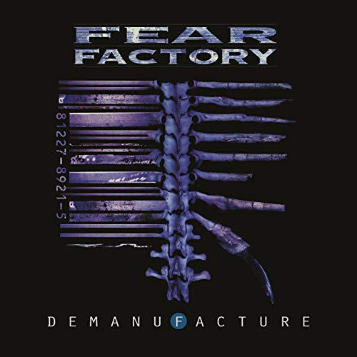 Fear Factory: Demanufacture (25th Anniversary Deluxe Edition) [Vinyl LP] (Vinyl (Deluxe Edition))