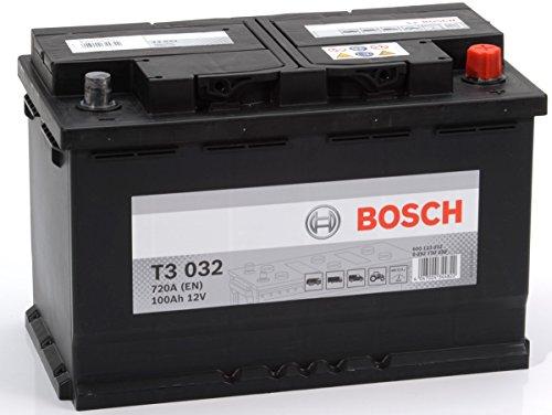 BOSCH T3 032 Batteria 12V 720A (EN) 100Ah