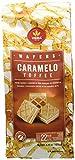 Vieira Galletas Sabor a Caramelo - Paquete de 21 x 125 gr - Total: 2625 gr