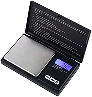 XYUANG 200g X 0.01g Pocket Digital Scale Portable Gram Jewelry Gold Silver Coin Herb US kitchen scale