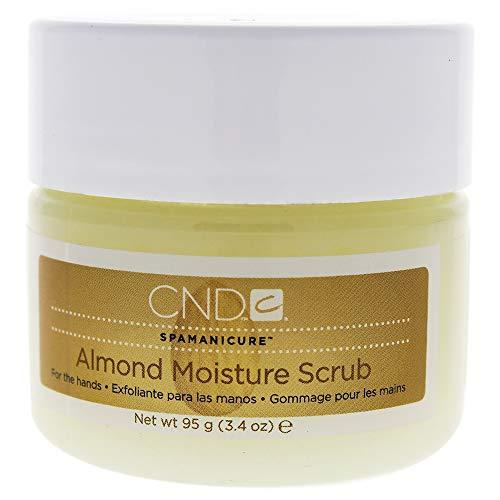 CND Handpeeling Almond Moisture Scrub 95 ml Reichhaltiges Handpeeling befreit sanft von Verhornungen