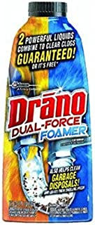 Drano Dual Force Foamer Clog Remover (17 oz.Pack of 4)
