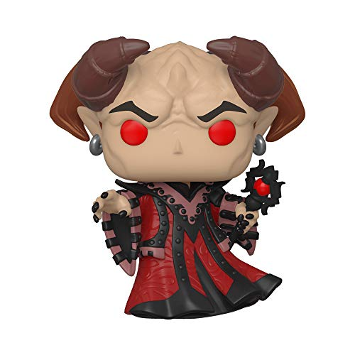 Funko- Pop Games: Dungeons & Dragons-Asmodeus Collectible Toy, Multicolor, Standard (45116)