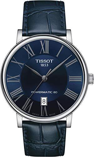 Tissot Herren-Uhren Analog Automatik One Size 87990541