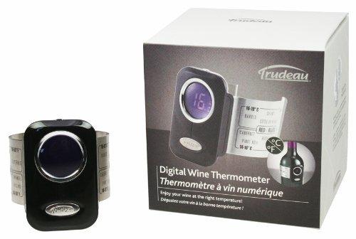 Trudeau Digital Wine Thermometer