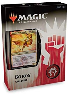 The Gathering Guilds of Ravnica - Guild Kit - Boros (Basic pack)
