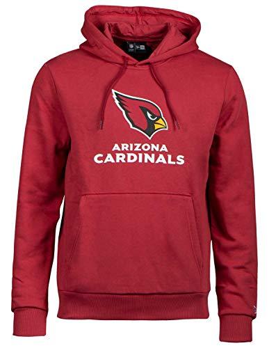 New Era - NFL Arizona Cardinals Logo y nombre del equipo NFL - Rojo rojo M