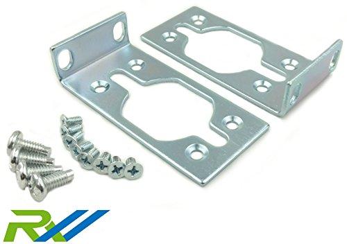 """RoutersWholesale - Kit de montaje en rack HP-XL para productos selectos HP (ProCurve) de 17.3"""" de ancho (sustituto de la parte 5069-5705)"""