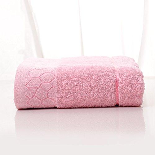 DW&HX macho y hembra par suave absorbente grande baño,Algodón para aumentar el baño adulto toalla algodón adulto toalla de baño-C 140x70cm(55x28inch)