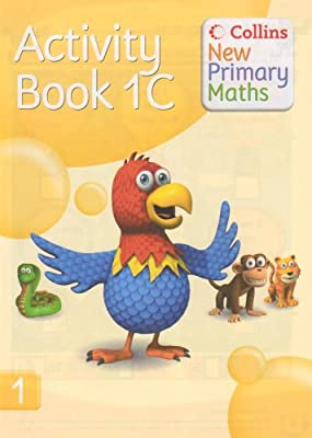 Collins New Primary Maths ? Activity Book 1C from Collins Educational