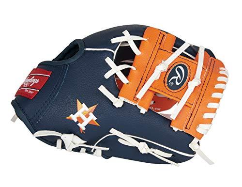 Rawlings MLB Team Logo Youth Glove Series, Houston Astros