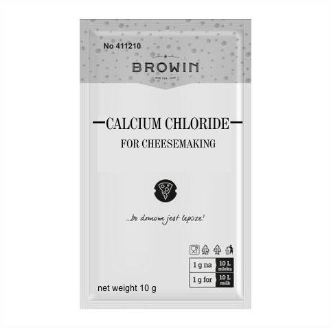 Calciumchlorid für die Käseherstellung, 100 l – CaCl2, Rennin, Lipase, Käsezucht, Käseherstellung, Käse-Set