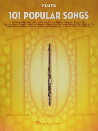 101 Popular Song: Flute: For Flute