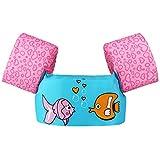 Sundwsports - Chaleco flotador de natación para niños y niñas, color D,...