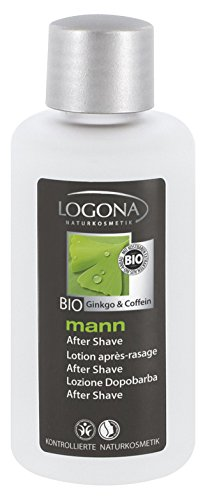 LOGONA Naturkosmetik mann After Shave