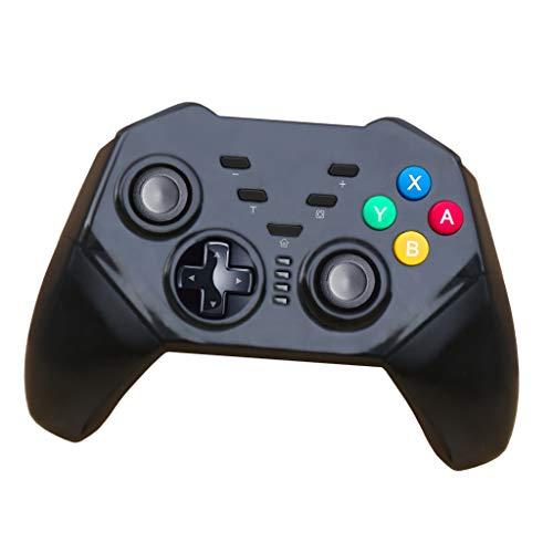 Sharplace Pro Manette de Jeu sans Fil Bluetooth Joystick Gamepad pour Console Switch