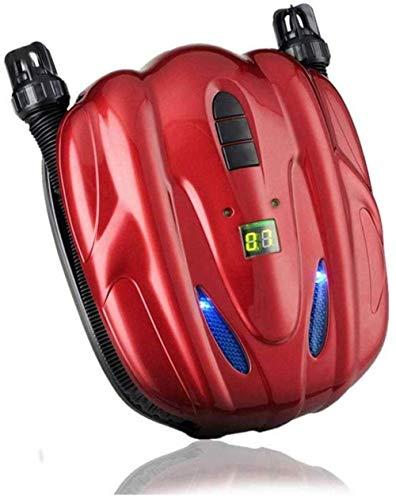 YXFYXF Secador de Zapatos Secador de Zapatos, secador de Botas de Aire Forzado y secador de Zapatos, esterilización de ozono portátil Desodorante Secador de Secado (Color: -)