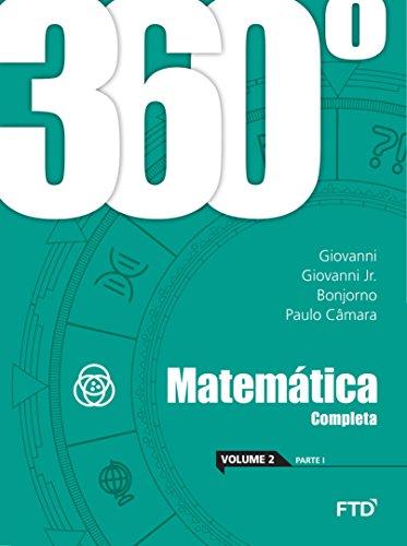 360º - Matemática: Completa - Conjunto (Volume 2)