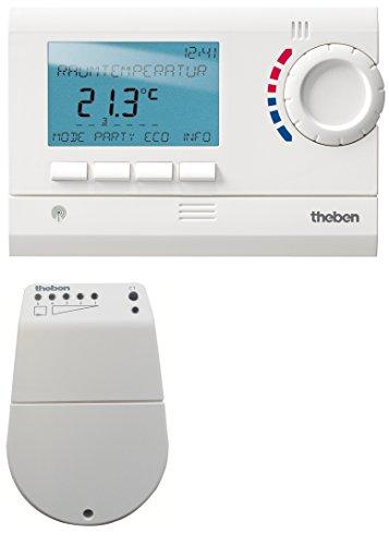 Theben RAMSES – Funkgesteuertes System für die Raumtemperaturregelung (8139503)
