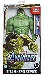 Marvel Avengers Titan Hero Series Figurine Jouet Hulk Blast Gear Deluxe de 30 cm, pour Enfants à partir de 4 Ans