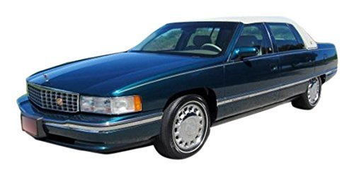 Amazon Com 1996 Cadillac Deville Reviews Images And Specs Vehicles