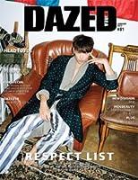 Dazed & confused Korea (月刊) 2015-01月号[COVER:ピ(RAIN)]韓国雑誌