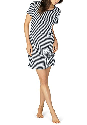 Mey Night Serie Paula Damen Nachthemden Blau 40