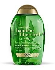 OGX Strength Body Bamboo FiberFull Shampoo 385ml