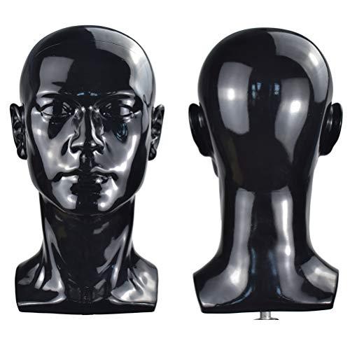 ErSiMan - Cabeza de maniquí profesional, hombre