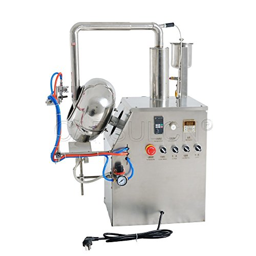 Find Discount Pill Coating Machine, Candy Coating, Coating Machine for Pill/Tablet BYC-400 (110V)
