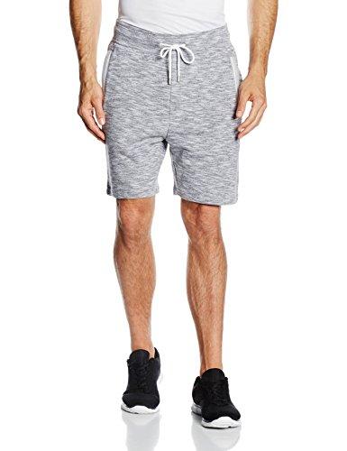 BOSS Herren Short Pant Sporthose, Grau (Medium Grey 031), 52 (Herstellergröße: L)