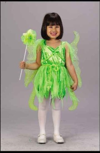 Toddler Fairy Neverland Costume Toddler Toddler Fairy  24mo - 2T