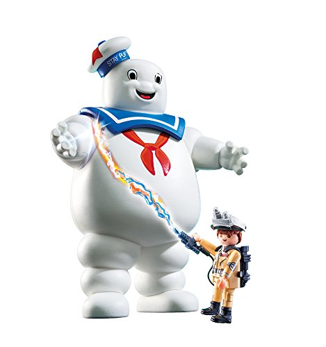 Gros Bonhomme Guimauve SOS Fantômes Ghostbusters Playmobil - 9221 Stay Puft Marshmallow Man - 3