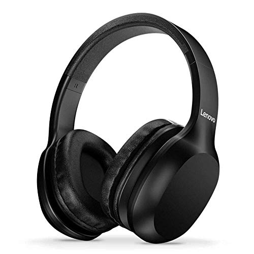 Lenovo HD100 Bluetooth Headphones-Black