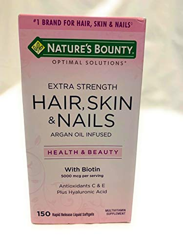 Hair, Skin & Nails (150 SGels) Natures Bounty