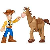 Fisher-Price Imaginext Toy Story Woody & Bullseye
