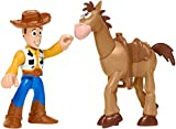 Fisher-Price Imaginext Toy Story Woody & Bullseye