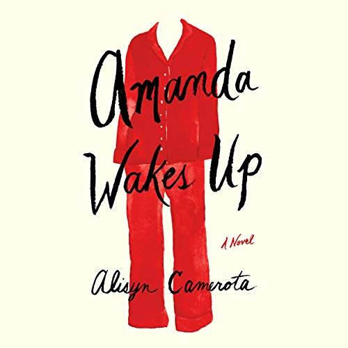 Amanda Wakes Up audiobook cover art