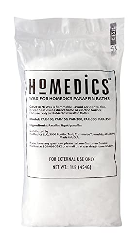 HoMedics, ParaSpa Paraffin Wax Refill | Two...