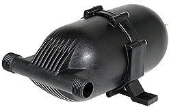 professional SHURflo 182-200 pressure storage tank, black