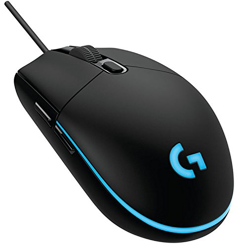 Logitech G102 IC PRODIGY ゲーミングマウス オプティカル 6,000DPI, 16.8M Color LED Customizing, 6 Buttons -Bulk Package- [並行輸入品]