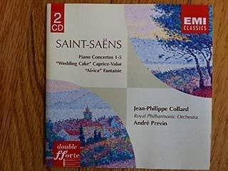 Saint-Saens: Piano Concertos 1-5