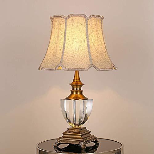 Worth having - Bordslampa Enkelt topp nattduksband Golv Bra Ljusöverföring Prestanda Sovrum Kaffe Room Table Lampor (Färg: Röd) (Color : Red)